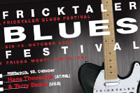 15. Fricktaler Blues Festival - Fricks Monti